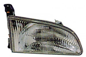 1998-2000 Toyota Sienna Headlight Assembly - Right (Passenger)