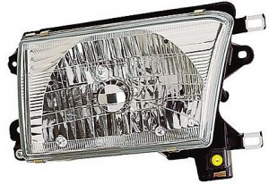1999-2002 Toyota 4Runner Headlight Assembly - Right (Passenger)