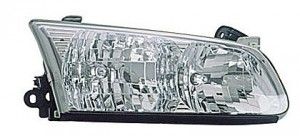 2000-2001 Toyota Camry Headlight Assembly - Right (Passenger)