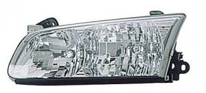 2000-2001 Toyota Camry Headlight Assembly - Left (Driver)