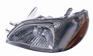2000-2002 Toyota Echo Headlight Assembly - Left (Driver)