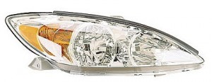 2002-2004 Toyota Camry Headlight Assembly (LE/XLE / Bright) - Right (Passenger)