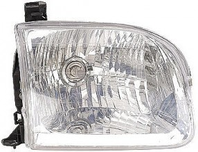 2001-2004 Toyota Sequoia Headlight Assembly - Right (Passenger)
