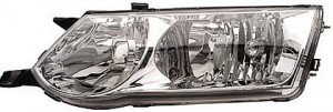 2002-2003 Toyota Solara Headlight Assembly - Left (Driver)