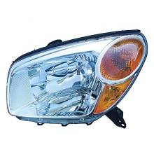 2004-2005 Toyota RAV4 Headlight Assembly - Left (Driver)