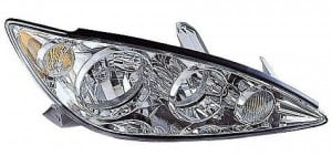 2005-2006 Toyota Camry Headlight Assembly (LE/XLE / Bright / USA) - Right (Passenger)