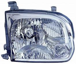 2005-2007 Toyota Sequoia Headlight Assembly - Right (Passenger)