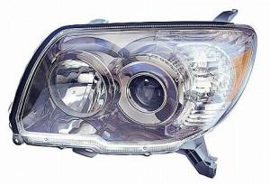2006-2009 Toyota 4Runner Headlight Assembly (Sport Model) - Left (Driver)