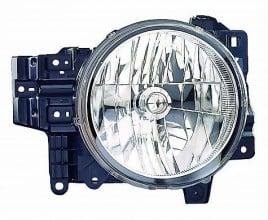 2007-2011 Toyota FJ Cruiser Headlight Assembly - Right (Passenger)
