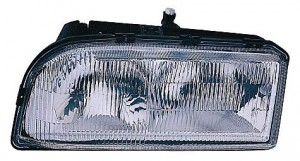 1993-1997 Volvo 850 Headlight Assembly (with Dual Bulb Headlamps) - Left (Driver)