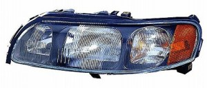 2001-2005 Volvo S60 Headlight Assembly - Left (Driver)