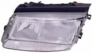 1998-2001 Volkswagen Passat Headlight Assembly - Left (Driver)