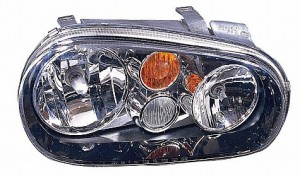2003-2007 Volkswagen Golf / GTI / GTA Headlight Assembly - Left (Driver)