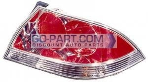 2004-2007 Mitsubishi Lancer Tail Light Rear Lamp (Rally) - Right (Passenger)
