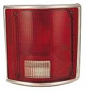 1973-1991 GMC Suburban Tail Light Rear Lamp - Right (Passenger)
