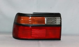 1988-1990 Toyota Corolla Tail Light Rear Lamp - Left (Driver)