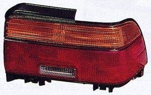 1993-1995 Toyota Corolla Tail Light Rear Lamp - Left (Driver)