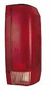 1990-1996 Ford F-Series Pickup Tail Light Rear Lamp - Right (Passenger)