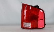 2002-2004 GMC Sonoma Tail Light Rear Lamp - Right (Passenger)