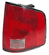 1994-2004 Chevrolet (Chevy) S10 Pickup Tail Light Rear Lamp - Left (Driver)