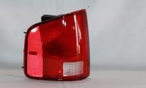 2002-2004 Chevrolet (Chevy) S10 Pickup Tail Light Rear Lamp - Left (Driver)