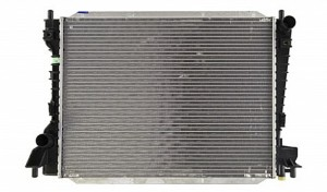 2000-2008 Jaguar S Type Radiator