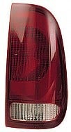1997-2004 Ford F-Series Heritage Pickup Tail Light Rear Lamp - Right (Passenger)