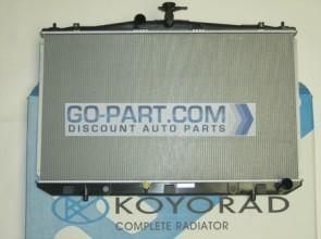 2003-2006 Dodge Ram A/C (AC) Condenser