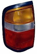 1996-1999 Nissan Pathfinder Tail Light Rear Lamp - Left (Driver)