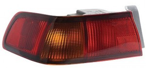 1997-1999 Toyota Camry Tail Light Rear Lamp - Left (Driver)