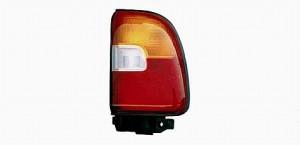 1996-1997 Toyota RAV4 Tail Light Rear Lamp (OEM# 81550-42030) - Right (Passenger)
