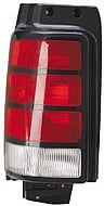1991-1995 Dodge Caravan Tail Light Rear Lamp - Left (Driver)