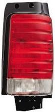 1991-1995 Chrysler Town & Country Tail Light Rear Lamp - Right (Passenger)