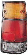 1991-1997 Isuzu Rodeo Tail Light Rear Lamp (with Black Rim) - Right (Passenger)