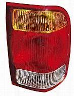 1998-1999 Ford Ranger Tail Light Rear Lamp - Right (Passenger)