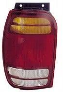 1998-2001 Mercury Mountaineer Tail Light Rear Lamp - Left (Driver)