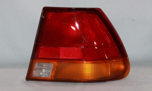 1996-1997 Saturn S Tail Light Rear Lamp - Right (Passenger)