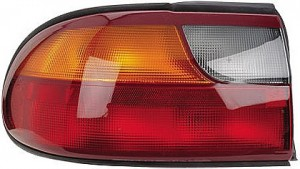 1997-2003 Chevrolet (Chevy) Malibu Tail Light Rear Lamp - Left (Driver)