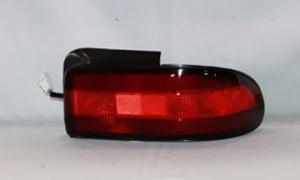 1993-1997 Geo Prizm Tail Light Rear Lamp - Right (Passenger)