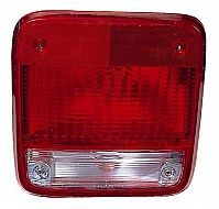 1985-1996 GMC Savana Tail Light Rear Lamp - Left (Driver)