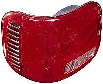 1994-2003 Dodge Van Tail Light Rear Lamp - Left (Driver)