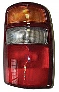 2000-2000 Chevrolet Chevy Blazer Tail Light Rear Lamp (except Z71) - Right (Passenger)