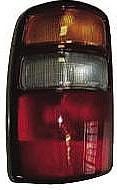 2004-2006 Chevrolet (Chevy) Blazer Tail Light Rear Lamp - Right (Passenger)