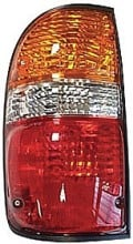 2001-2004 Toyota Tacoma Tail Light Rear Lamp - Left (Driver)