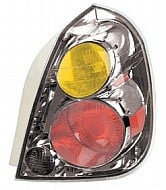 2002-2004 Nissan Altima Tail Light Rear Lamp - Right (Passenger)