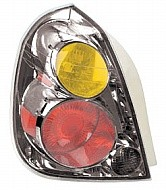 2002-2004 Nissan Altima Tail Light Rear Lamp - Left (Driver)