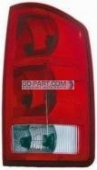 2002-2006 Dodge Ram Tail Light Rear Lamp - Right (Passenger)