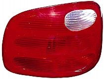 2001-2004 Ford F-Series Heritage Pickup Tail Light Rear Lamp (Flareside / without Lightning) - Right (Passenger)