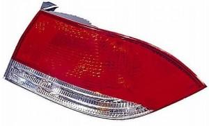 2002-2003 Mitsubishi Lancer Tail Light Rear Lamp - Right (Passenger)