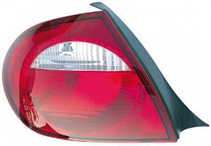 2003-2005 Dodge Neon Tail Light Rear Lamp - Left (Driver)